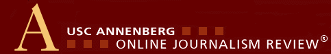 As part of the University of Southern California's Annenberg School for Communication and funded by USC's Annenberg Center for Education, our mission is the development and continuing education of professional online journalists.